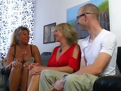 Mature Orgy, Group, Mature, Old, Orgy, Threesome