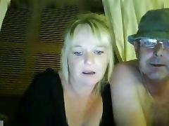 Older couple on webcam R29