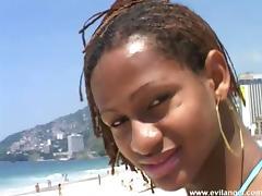 Black Shemale, Shemale, Transsexual, Tgirl, Black Shemale