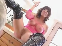 Facesitting, BDSM, Big Tits, Facesitting, Femdom, Mature