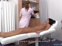 Clinic, Anal, Assfucking, Costume, Exam, Fetish