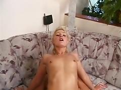 Anal, Anal, Blonde, Small Tits