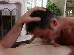 Studs Emilio Sands and Ryan Starr are cock lovers