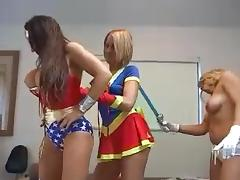 Erotic Superheroines - Magic Girl