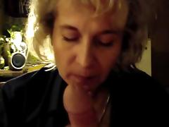Russian Blond Mature Wife POV