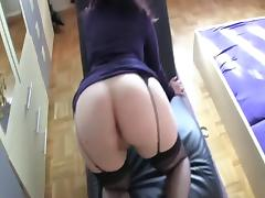 Police, Amateur, Anal, Assfucking, Cop, Office