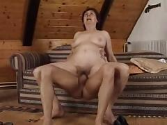 Mom and Boy, 18 19 Teens, Hairy, Mature, Old, Teen