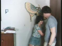 Desperate Wife Dumb Husband Sexual Affair with Neighbour