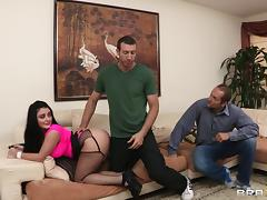 Busty Sophie Dee Gets Fucked By The Ass Whisperer