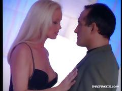 Hot pornstar Silvia Saint enjoys getting her tight pussy drilled