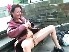 Mature Fetish, Amateur, British, Mature, Old, Outdoor