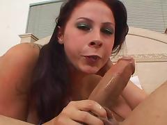 Wet Blowjob + Facial
