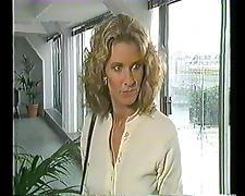 Caroline Bliss Topless Bond Girl, Miss Moneypenny