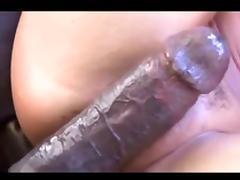 Impressive Black Penis pumping - Blair