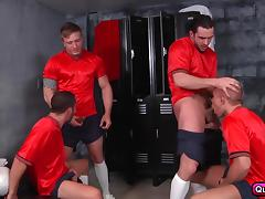 I just want to fuck hot guys, like this team!