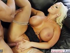 Hot sex teacher Alura Jenson fucking hard