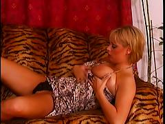 Blond working girl shagged hardcore
