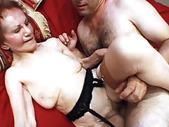 Granny Gigi in Hey grandma is a whore 14 Scene 3