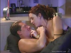 Olivia Saint gets fondled and fucked in the missionary pose