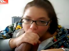 Superb Slut BBCocksucking