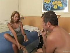Brazilian cougar with a great body enjoying a hardcore anal fuck