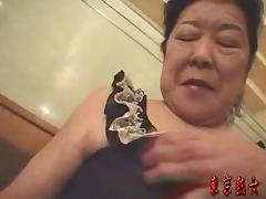 Japanese Granny, Asian, Chinese, Granny, Japanese, Mature