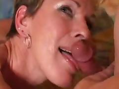 Sexy Short Hair Milf  ready to Fuck and Cum