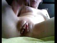 great zooming pussy play on cam