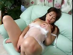 Naughty asian hot porn sweetheart treats hard cock a hardcore blowjob