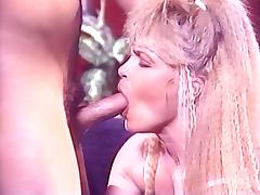 Cassidy, K.C. Williams, Keisha in vintage porn movie