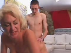 Awesome Mature Blonde XXX video