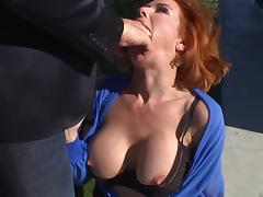Slutty milf Veronica Avluv boned aggressively by Rocco Siffredi