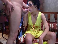 HornyOldGents Video: Inessa and Morgan