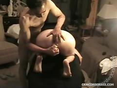 XXXHomeVideo: Livingroom Love