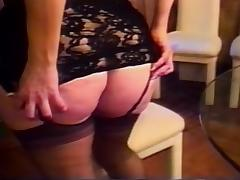 Aurora's big latin butt