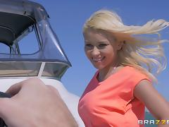 Boat, Allure, Blonde, Boat, Couple, Drilled