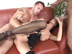 CHRISTIN BLACK: #7 Lusty Legs 5