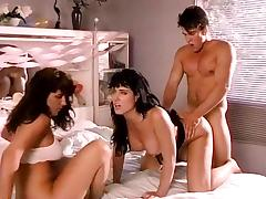 All, Group, Orgy, Threesome, Vintage, 3some