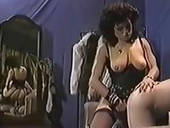Classical 1980's lesbian scene