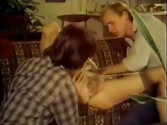 Bobby Astyr, Paul Barresi, Lenora Bruce in vintage fuck movie