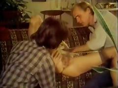 Bobby Astyr, Paul Barresi, Lenora Bruce in vintage fuck movie
