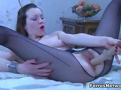 EPantyhoseLand Video: Ambrose A