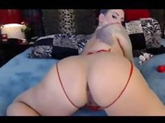 Eros & Music - Hot BBW In Webcam