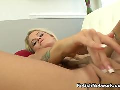 PantyhosePops Video: Jessa Rhodes
