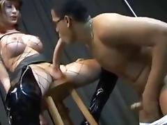 Busty Mariana Gets Banged