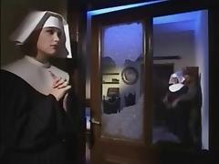 Nun, Fucking, Hardcore, Nun, Tits