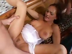 Married, Big Tits, Bride, Facial, Group, Orgy