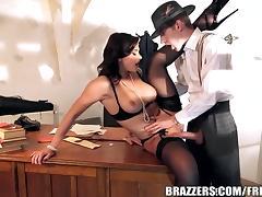 Police, Ass, Big Ass, Big Cock, Big Tits, Blowjob