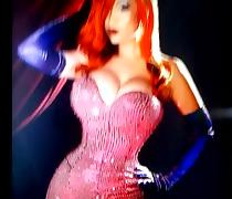 Yaya Han (jessica Rabbit) Cum Tribute