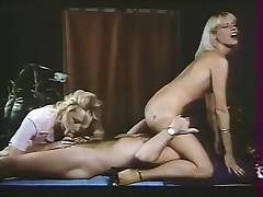 Alban Ceray, Serena, Morgane in vintage fuck movie